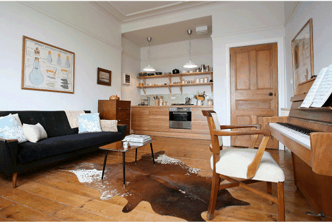 Long narrow living room ideas